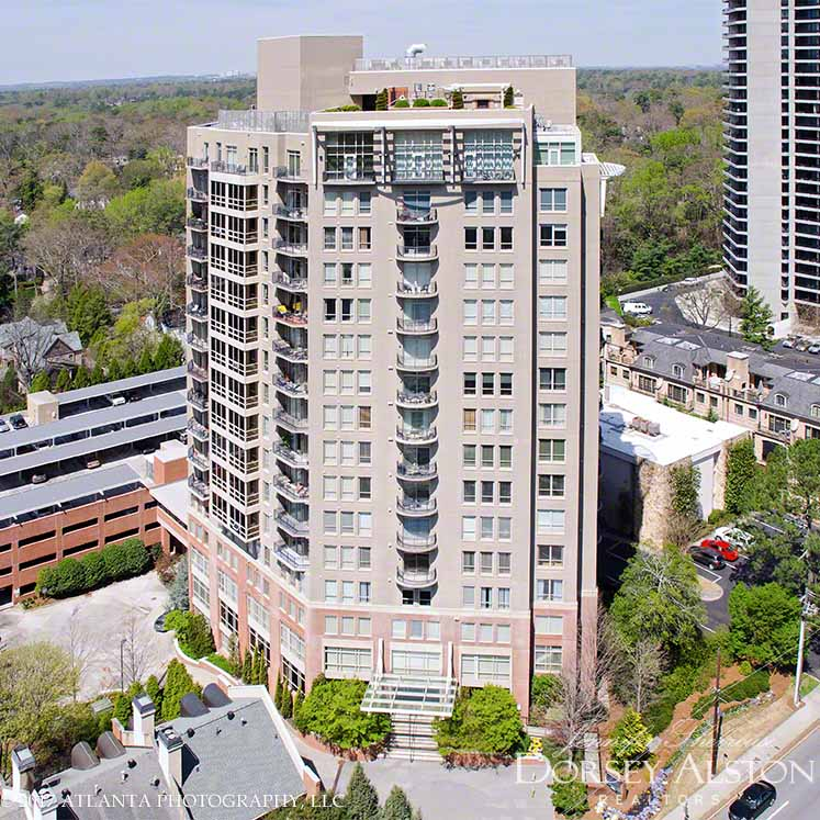 Apartments For Rent Peachtree Road Atlanta: The Peachtree Residences Condominiums: 2626 Peachtree Road
