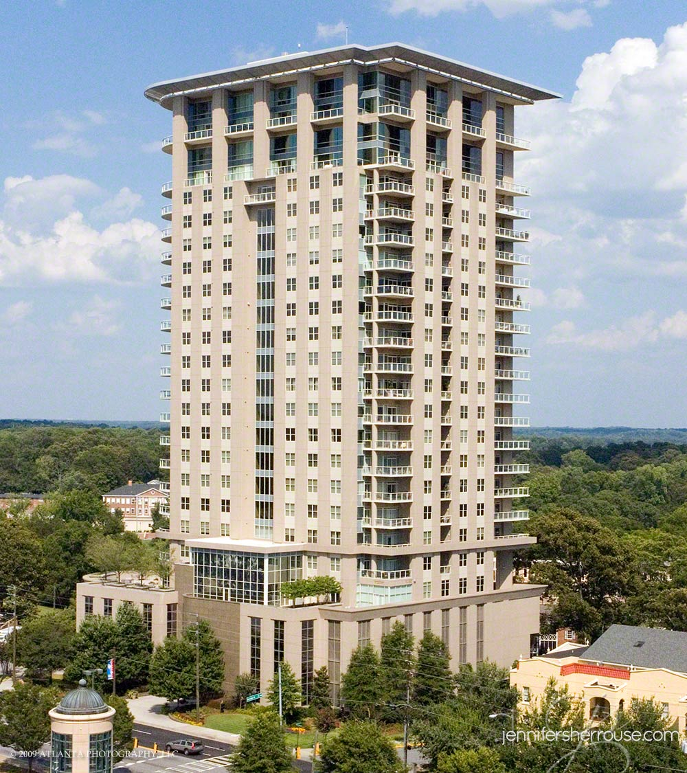 The Phoenix On Peachtree Buckhead Condominium High Rise